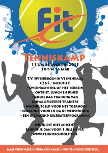 Flyer-Tenniskamp-